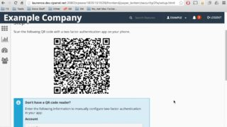 cPanel Tutorials: Two Factor Authentication