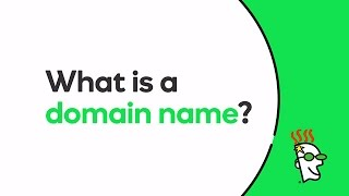 What Is A Domain Name? | GoDaddy