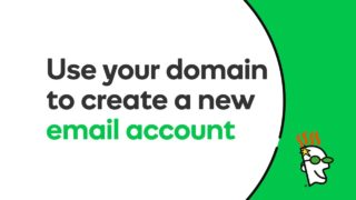 How to Use Your Domain to Create an Email Account | GoDaddy